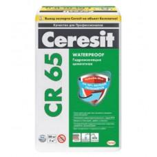 Церезит Ceresit CR 60 WATERPROOF. Цементная гидроизоляционная масса 20 кг