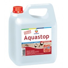 Грунт- модификатор влагоизолирующий Aquastop Professional 3л концентрат (1:10)