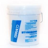 Смесь клеевая Terraco Styrobond 25кг